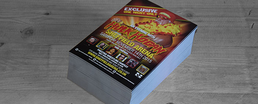 A5 Full Colour Leaflets